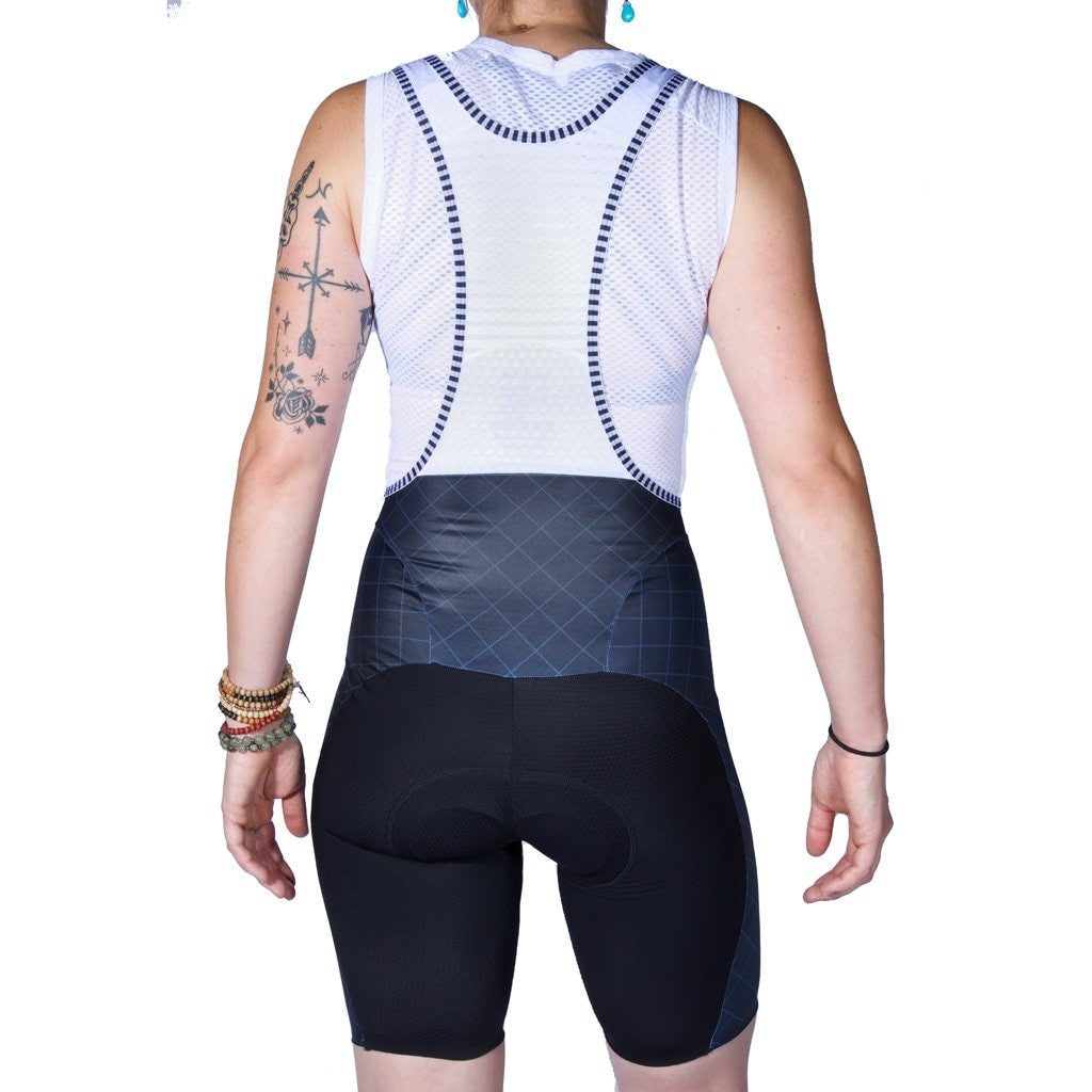 Vl-2 Womens Bib Short