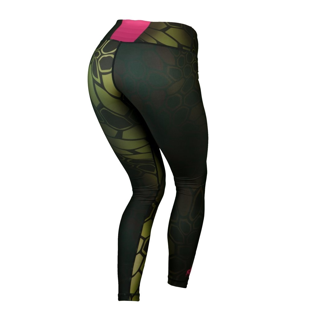 Womens Angry+Bovine Active Tight Xs