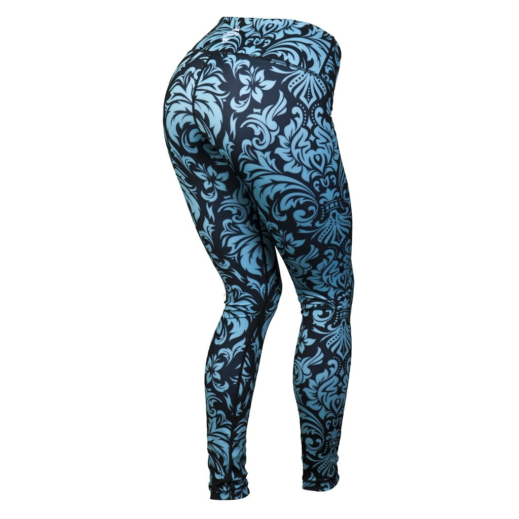 Womens Royal Tight Xs Active