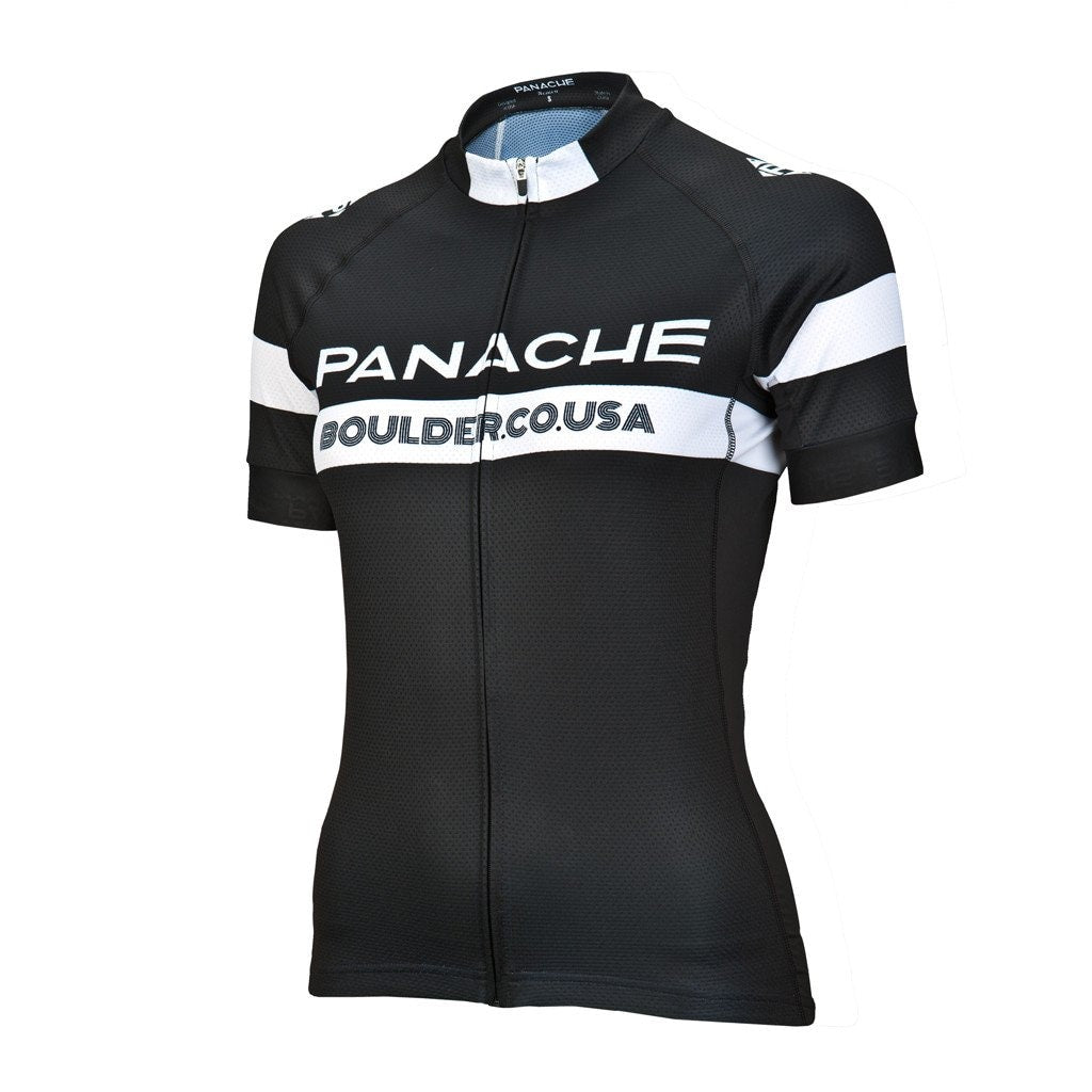 Womens Rs-1 Team Issue 17 Short Sleeve Jersey Black / Xs Ss W