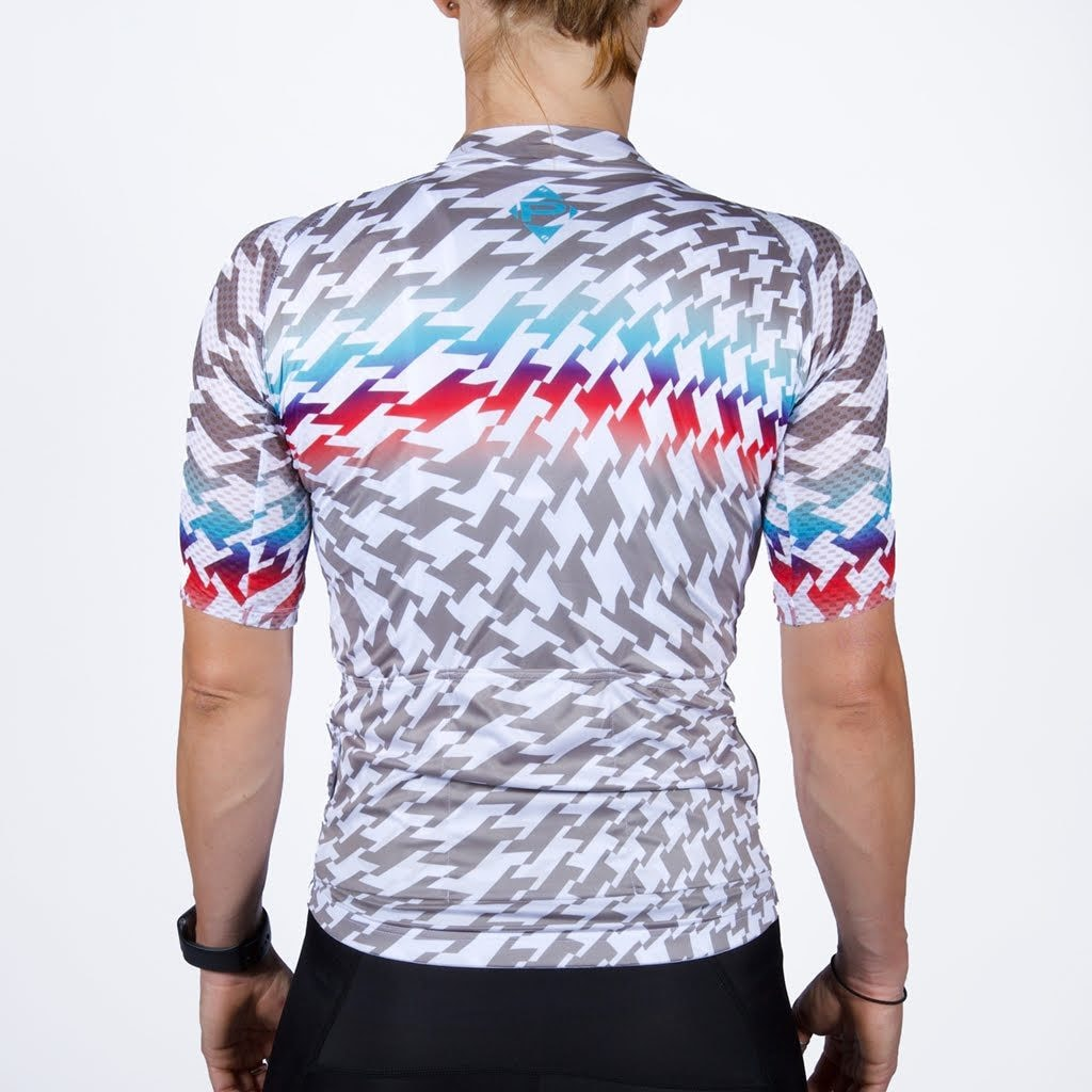 Womens Superlight-2 Short Sleeve Jersey Bullet Ss W