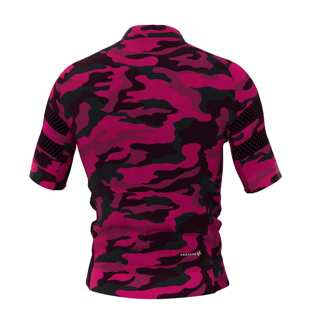 Ws Dot Camo Pro Jersey - Short Sleeve Women