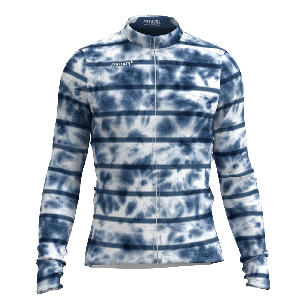 Ws Tie Dye Pro Air Ls Jersey Air Long Sleeve - Unisex
