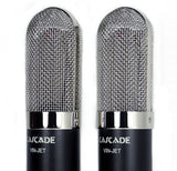 Cascade Vin-Jet Ribbon Microphones - Stereo Pair