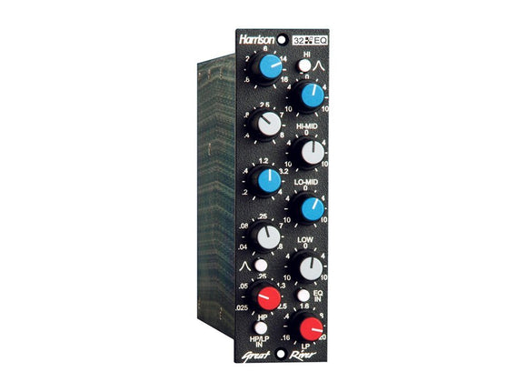 Great River 32EQ 500 Series EQ