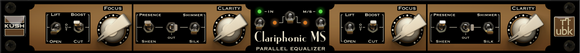 Kush Clariphonic MS Parallel Mid-Side EQ