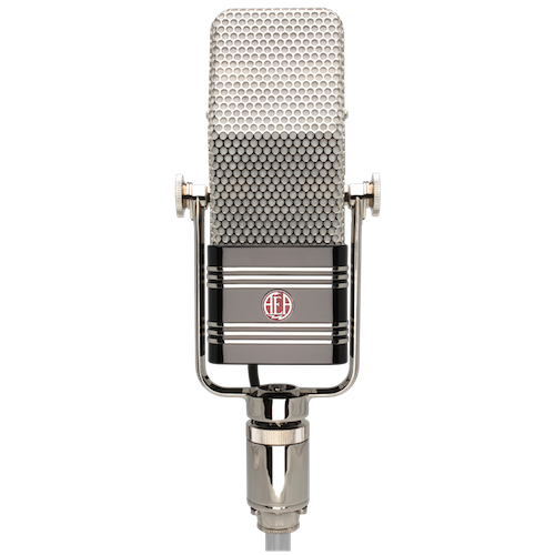 AEA R44C R44CE and A440 classic ribbon microphones