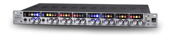 Audient ASP880  8-Channel Preamp & A/D Converter