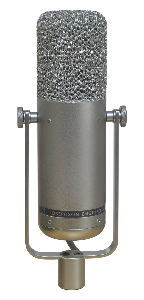 Josephson Engineering C725 LDC tube microphone