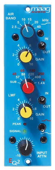 Maag Audio  EQ2 - 500 Series