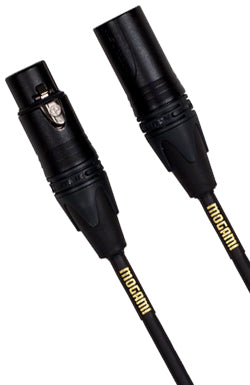 Mogami Gold Studio XLR-XLR Cable 3 Ft