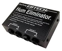 EBTech HE-2 Two-Channel Hum Eliminator