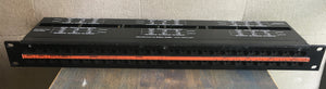Redco DB25 96 pt TT Patchbay 1 OF 2 USED ITEM