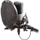 Rycote Invision Studio Kit USM Shock mount with Integral Pop Filter