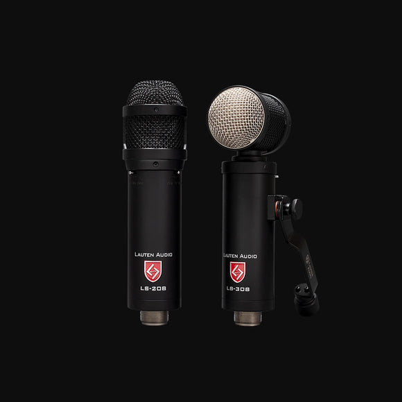 Lauten Audio LS208 & LS308 Microphone Bundle ON SALE