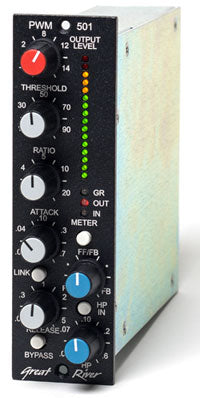 Great River PWM-501 Compressor