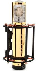 Manley Labs Reference Gold Multi-Pattern Tube Microphone