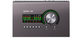 Universal Audio Apollo x4 Desktop Audio Interface