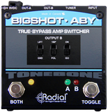 Radial Big Shot ABY True Bypass Switcher
