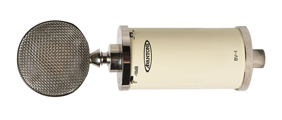 Avantone BV-1 Large Diaphragm Tube Condenser Microphone OPEN BOX SALE
