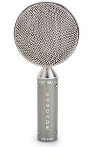 Cascade Fat Head BE Stereo Pair Ribbon Microphones