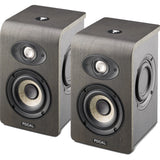 Focal Shape 40 Powered Studio Monitor Pair with Ultimate JS-M70+ Stands Package ON SALE