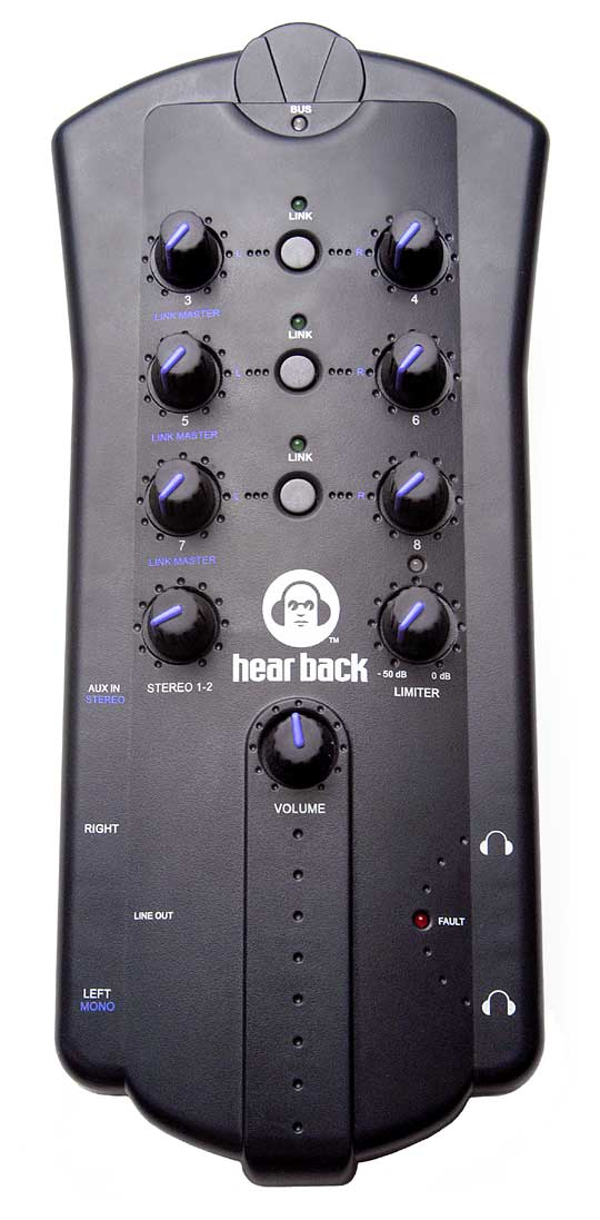 Hear Technologies Hear Back Mixer