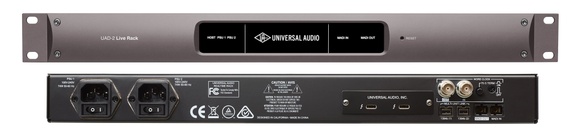 Universal Audio UAD-2 Live Rack Core