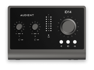 Audient iD14 Mk II 10 In/4 Out USB Audio Interface