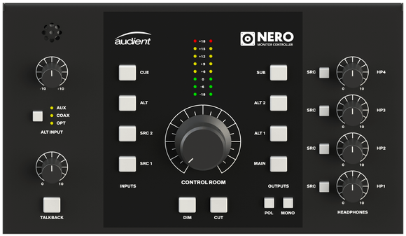 Audient Nero Monitor Controller