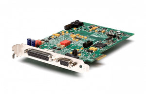 Lynx Studio Technology E22 PCIe Two-Channel A/D & D/A Card
