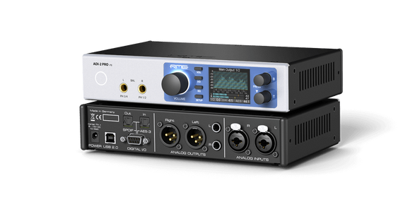 RME ADI-2 PRO FS  ON SALE THRU NOV $500 OFF!