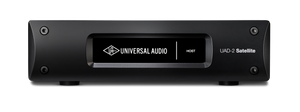 Universal Audio UAD-2 QUAD CUSTOM Satellite Thunderbolt processor