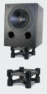 IsoAcoustics ISO-L8R200Sub Isolation Monitor Platform - Single