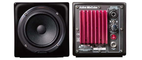 Avantone Mixcube Active Full-Range Mini Monitors - pair