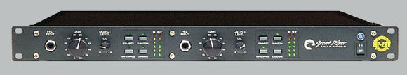 Great River MP-2NV Two-Channel Mic Preamp