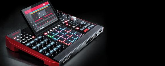 Akai MPC X Studio Centerpiece