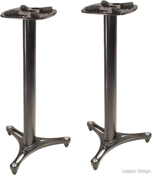 Ultimate Support MS90/36B Reference Studio Stands (pair)