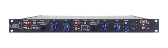 Manley Labs TNT 2-Channel Preamplifier