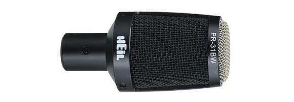 Heil Sound PR 31 BW Dynamic Microphone