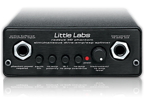 Little Labs Redeye 3D Phantom Direct Box / Expandable Re-Amp