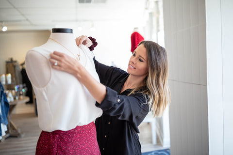 Brittney Patty - Owner of B Social Boutique