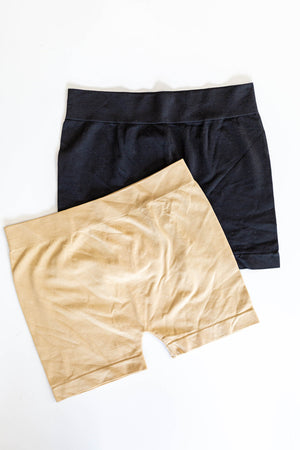 Seamless Compression Shorts
