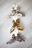 Snakeskin Scrunchie Scarf - Multiple Colors