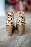 Right Meow Cheetah Bootie - A Cut Above Boutique
