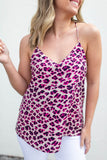 Pink Attack Cheetah Tank - A Cut Above Boutique