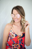So Jaded Pink Aviators - A Cut Above Boutique