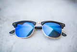 Can't Hide Sunglasses - Blue Lens - A Cut Above Boutique