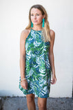To The Tropics Shift Dress - A Cut Above Boutique