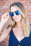 Can't Hide Sunglasses - Blue Lens